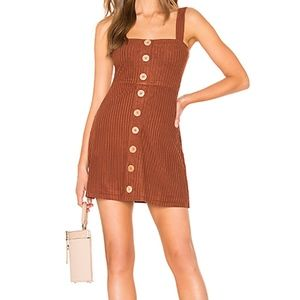 Revovle Phoebe Mini Dress